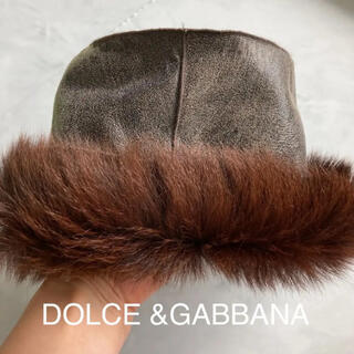 ドルチェアンドガッバーナ(DOLCE&GABBANA)の激安❗️ドルガバ ハット(ハット)
