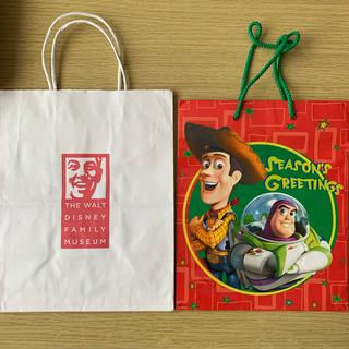 Disney - トイストーリー ショッパー 紙袋