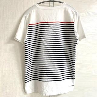 ユニフォームエクスペリメント(uniform experiment)の[ユニフォーム エクスペリメント] ファブリックミックスTシャツ(Tシャツ/カットソー(半袖/袖なし))