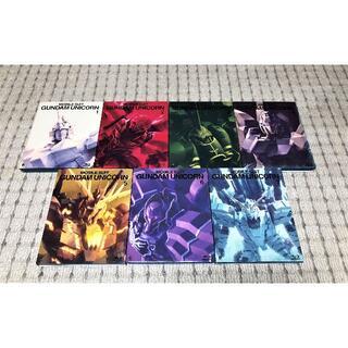 Blu-ray 機動戦士ガンダムUC 初回限定版 全7巻セット(アニメ)