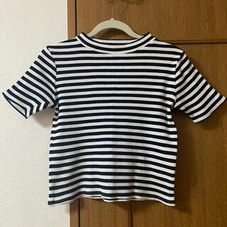 ウィゴー(WEGO)のセーター半袖 トップス Dukkah WEGO(ニット/セーター)