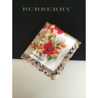 BURBERRY - BURBERRY⭐ハンカチ