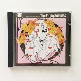 AIR エール The Virgin Suicides サントラCD ヴァージン(ポップス/ロック(洋楽))
