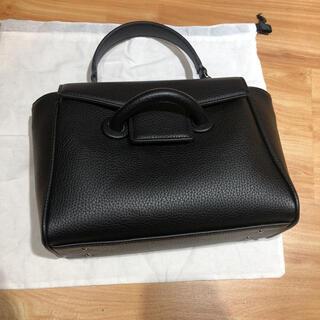 トゥモローランド(TOMORROWLAND)の美品 VASIC EVER MINI BLACK ブラック 2WAY バッグ(ショルダーバッグ)