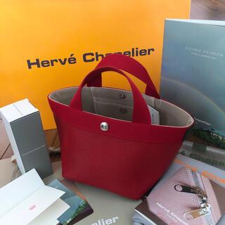 Herve Chapelier - エルベシャプリエ 新品トートバッグ&ボトル