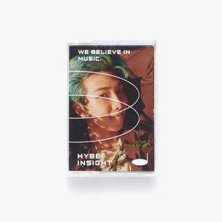 BTS HYBE insight museum ジン フォトカード