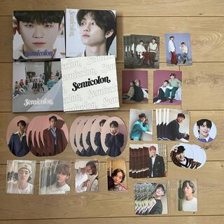 セブンティーン(SEVENTEEN)のseventeen セミコロン CD アルバム デジパック(K-POP/アジア)
