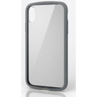 エレコム(ELECOM)のiPhoneXR TOUGH SLIM LITE フレームカラー ケース カバー(iPhoneケース)