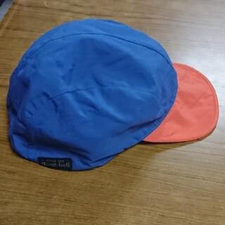 モンベル(mont bell)のmont-bell ナイロンキャップ(帽子)
