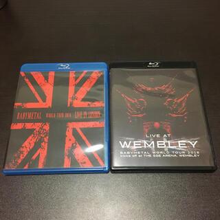 BABYMETAL - BABYMETAL LlVE Blu-ray 2枚セット