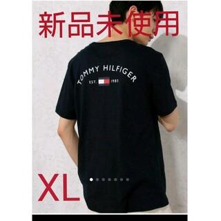 トミーヒルフィガー(TOMMY HILFIGER)のTOMMY HILFIGER トミーヒルフィガー バックロゴTシャツ(Tシャツ/カットソー(半袖/袖なし))