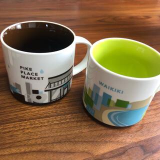 スターバックスコーヒー(Starbucks Coffee)のスターバックス マグカップ Hawaii  Waikiki(マグカップ)