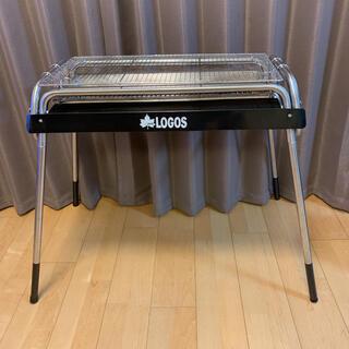 ロゴスLOGOS バーベキューコンロ(調理器具)