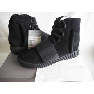 ADIDAS YEEZY BOOST 750 TRIPLE BLACK (スニーカー)