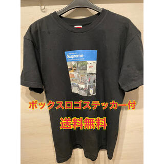 シュプリーム(Supreme)の【即納】supreme verify Tee ブラック Mサイズ(Tシャツ/カットソー(半袖/袖なし))
