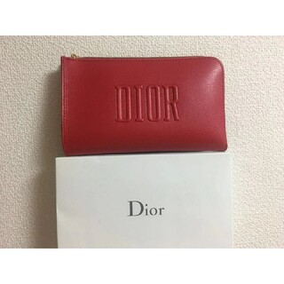 Dior - DIOR 限定コスメ化粧ポーチ 未使用