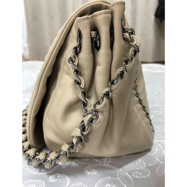 CHANEL(シャネル)の【専用】シャネルココマークチェーンショルダーラグジュアリーラインバッグ レディースのバッグ(ショルダーバッグ)の商品写真