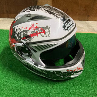JIEKAI ヘルメット(ヘルメット/シールド)