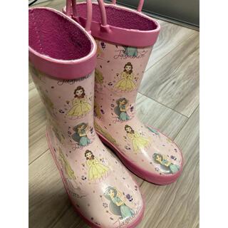 ディズニー(Disney)のディズニー 長靴 レインブーツ キッズ(長靴/レインシューズ)