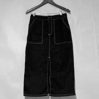 ZARA - ZARA デニムタイトスカート