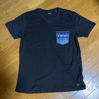 ディーゼル(DIESEL)のTシャツ ディーゼル diesel デニムポケット(Tシャツ/カットソー(半袖/袖なし))