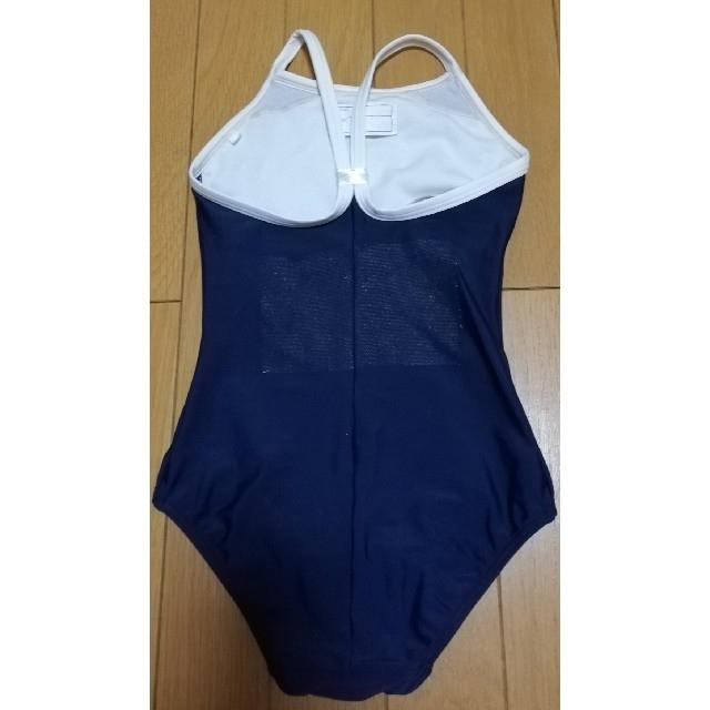 NIKE(ナイキ)のスクール水着 ナイキ 130 キッズ/ベビー/マタニティのキッズ服女の子用(90cm~)(水着)の商品写真