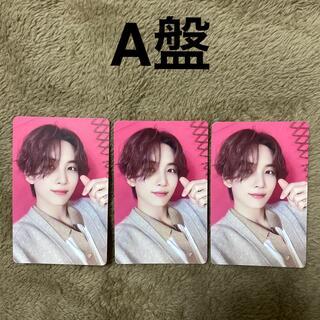 セブンティーン(SEVENTEEN)のSEVENTEEN セブチ ひとりじゃない トレカ A盤 ジョンハン (K-POP/アジア)