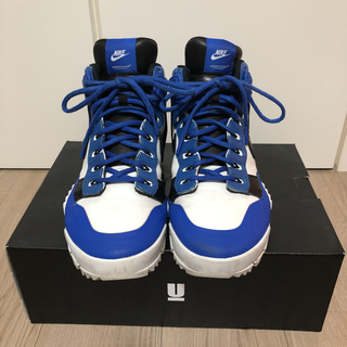 UNDERCOVER - NIKE × undercover  ジャングルブーツ