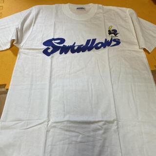 ヤクルトスワローズ Tシャツ M(記念品/関連グッズ)