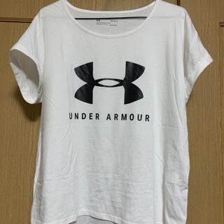 UNDER ARMOUR - 【アンダーアーマー】 レディース Tシャツ LG