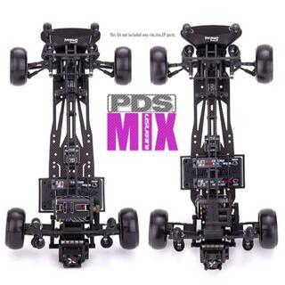 Usukani PDS-MIX 1/10 RWD Drift Car キット(ホビーラジコン)
