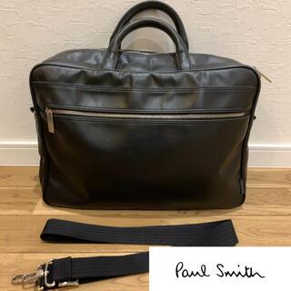 Paul Smith - ポールスミス    Paul Smith レザー ビジネスバッグ 2way