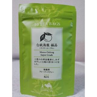 ルピシア(LUPICIA)のルピシア 白桃烏龍 極品 ティーバッグ 2g×10個入(茶)