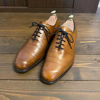 エドワードグリーン(EDWARD GREEN)のエドワードグリーン EDWARDGREEN NEWBURY 革靴 ホールカット(ドレス/ビジネス)