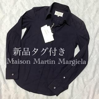 マルタンマルジェラ(Maison Martin Margiela)の新品タグ付き Maison Martin Margiela長袖シャツ(シャツ/ブラウス(長袖/七分))