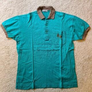 パリス(PARIS)のパリス 半袖ポロシャツ エメラルドグリーン (ポロシャツ)