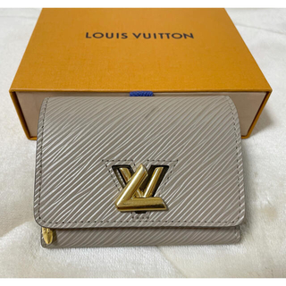 LOUIS VUITTON - LOUIS VUITTON ポルトフォイユ・ツイスト コンパクト XS