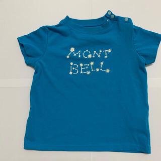モンベル(mont bell)のmont-bell Tシャツ 80㎝(Tシャツ)