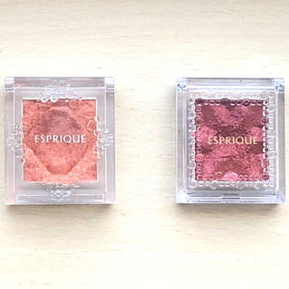 エスプリーク(ESPRIQUE)のエスプリーク  アイシャドウ 2色セット(アイシャドウ)