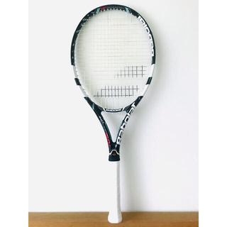 バボラ(Babolat)の【希少】バボラ『ピュアドライブライト』テニスラケット/ブルー/軽量/初心者/G0(ラケット)