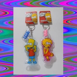 SIMPSON - The Simpsons★キーホルダー