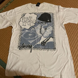 ステューシー(STUSSY)のstussy Tシャツ pump it up(Tシャツ/カットソー(半袖/袖なし))