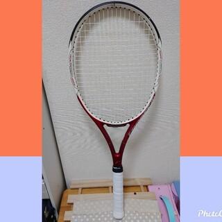 ブリヂストン(BRIDGESTONE)のテニスラケット 中古 ブリヂストン  PROBEAM ガット張り済(ラケット)