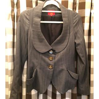 Vivienne Westwood - Vivienne Westwood☆ストライプジャケット&スカート☆スーツ