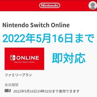 Nintendo Switch - ニンテンドー オンライン 12ヶ月利用権 ファミリー