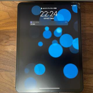 Apple - 訳あり)ipad pro 11インチ 第一世代 256gb (SIMフリー)