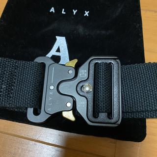 Dior - 最安値 アリクス ALYX ローラーコースターベルト