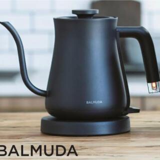 BALMUDA - 未使用品 BALMUDA The Pot バルミューダ ケトル 黒 ポット
