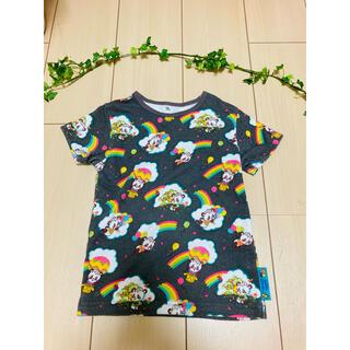 グラグラ(GrandGround)のグラグラ パイル生地 半袖Tシャツ 6 120(Tシャツ/カットソー)