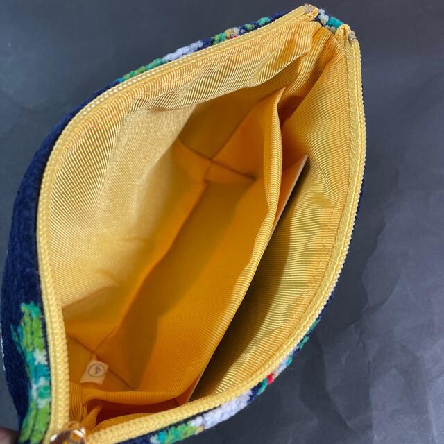 FEILER(フェイラー)の新品★FEILER フェイラー★ポーチ★MUVEIL ミュベールコラボ レディースのファッション小物(ポーチ)の商品写真